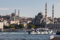 New Mosque Istanbul Stock Photography