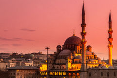 New Mosque istanbul Royalty Free Stock Photo
