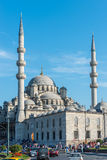 New Mosque of Istanbul Stock Photo