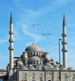 New Mosque, Istanbul, Turkey Stock Photography