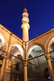 New Mosque in Istanbul Turkey. Stock Image