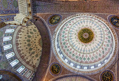 New Mosque, Istanbul Royalty Free Stock Images