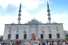 New Mosque in Istanbul (Yeni Cami) Stock Image