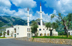 The New Mosque Stock Photography
