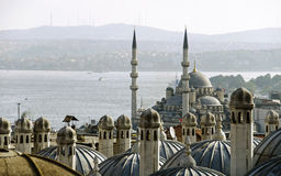 New Mosque un Istanbul Stock Photography