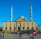 New Mosque (Yeni Cami) Royalty Free Stock Photo
