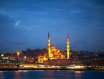 New Mosque (Yeni Cami). Istanbul, Turkey Stock Image