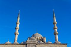New Mosque (Yeni Cami) Stock Image