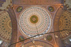 New Mosque ( Yeni Camii), Istanbul Stock Images