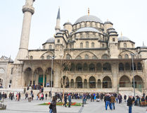 New Mosque (Yeni Camii), Istanbul Stock Image