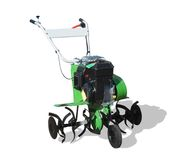 New motor cultivator Stock Image