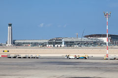 New Muscat International Airport Royalty Free Stock Image