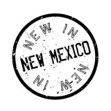 New In New Mexico rubber stamp Stock Photo