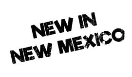 New In New Mexico rubber stamp Royalty Free Stock Photography