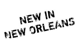 New In New Orleans rubber stamp Royalty Free Stock Image