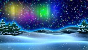 new night s year διανυσματική απεικόνιση