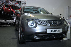 New NISSAN JUKE Royalty Free Stock Photos