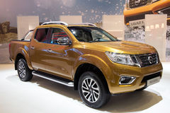 New 2016 Nissan Navara NP300 Royalty Free Stock Image