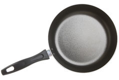 New Non-Stick Frying Pan Isolated Stock Images