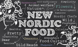 New Nordic Food Stock Photos