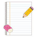 New notebook Royalty Free Stock Images