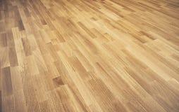 New oak parquet Stock Image