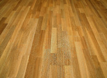 New oak parquet Royalty Free Stock Image