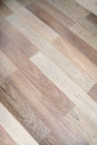 New oak parquet. Of brown color stock photography