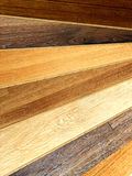 New oak parquet Royalty Free Stock Photo