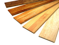 New oak parquet Royalty Free Stock Photo