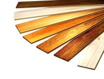 New oak parquet Stock Photos