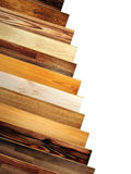 New oak parquet of different colors Stock Image