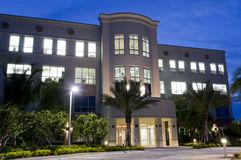New Office Building in Florida Royalty Free Stock Photo