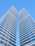 New office buildings Stock Photography