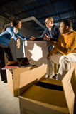 New office space Stock Images
