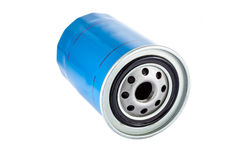New oil filter Royalty Free Stock Image