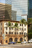 New and old - Honolulu Stock Images