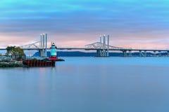 Tappan Zee Bridge - New York stock photo