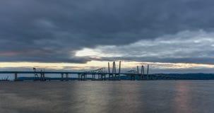 Tappan Zee Bridge - New York stock photography