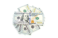 New One hundred dollars Royalty Free Stock Images