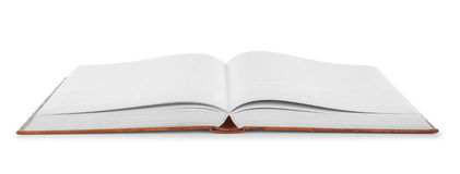 New open book Stock Photography