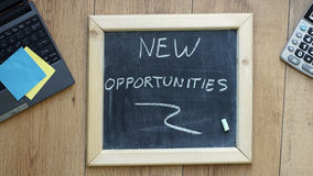 New opportunities Royalty Free Stock Image