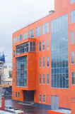 New Orange office building Royalty Free Stock Photography