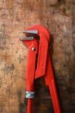 New orange pliers Stock Images