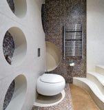 New original toilet room Stock Photo