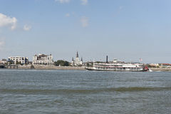New Orleans. A panorama shot of New Orleans Stock Photography