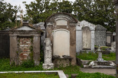 New Orleans - Above Ground Cemetery Royalty Free Stock Image