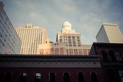 New Orleans céntrica Imágenes de archivo libres de regalías