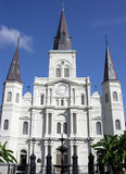 New Orleans Cathedral Stock Photography