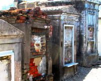 New Orleans Cemetery Stock Image